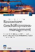 Cover-Bild zu Weilkiens, Tim: Basiswissen Geschäftsprozessmanagement (eBook)