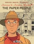 Cover-Bild zu Dodier, Alain: Jerome K. Jerome Bloche Vol. 2: The Paper People