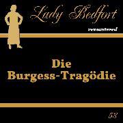 Cover-Bild zu Kluckert, Jürgen (Gelesen): Folge 53: Die Burgess-Tragödie (Audio Download)