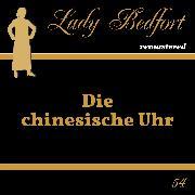Cover-Bild zu Kluckert, Jürgen (Gelesen): Folge 54: Die chinesische Uhr (Audio Download)