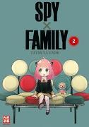 Cover-Bild zu Endo, Tatsuya: Spy x Family - Band 2
