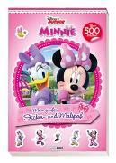 Cover-Bild zu Panini: Disney Minnie: Mein großer Sticker- und Malspaß