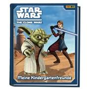 Cover-Bild zu Panini (Hrsg.): Star Wars The Clone Wars Kindergartenfreundebuch