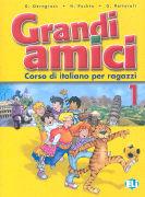 Cover-Bild zu Livello 1: Libro per lo studente - Grandi amici