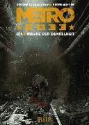 Cover-Bild zu Glukhovsky, Dmitry: Metro 2033 (Comic). Band 2 (von 4)