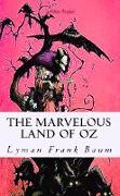 Cover-Bild zu Baum, Lyman Frank: The Marvelous Land of Oz (eBook)
