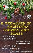 Cover-Bild zu Dickens, Charles: A Treasury of Christmas Stories and Songs (eBook)