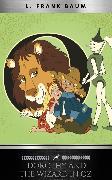 Cover-Bild zu Baum, Lyman Frank: Dorothy and the Wizard in Oz (eBook)
