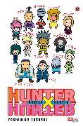 Cover-Bild zu Togashi, Yoshihiro: Hunter X Hunter, Band 12