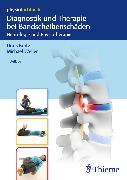 Cover-Bild zu Diagnostik und Therapie bei Bandscheibenschäden (eBook) von Brötz, Doris
