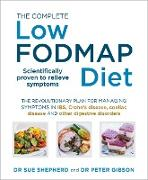 Cover-Bild zu The Complete Low-FODMAP Diet von Shepherd, Dr. Sue