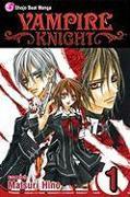 Cover-Bild zu Hino, Matsuri: Vampire Knight, Vol. 1