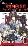 Cover-Bild zu Hino, Matsuri: Vampire Knight, Vol. 9