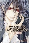 Cover-Bild zu Hino, Matsuri: Vampire Knight: Memories, Vol. 3
