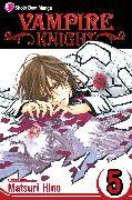 Cover-Bild zu Hino, Matsuri: Vampire Knight, Vol. 5