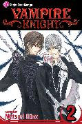 Cover-Bild zu Hino, Matsuri: Vampire Knight, Vol. 2