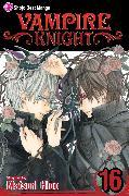 Cover-Bild zu Hino, Matsuri: Vampire Knight, Vol. 16
