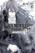 Cover-Bild zu Hino, Matsuri: Vampire Knight: Memories, Vol. 6