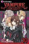 Cover-Bild zu Hino, Matsuri: Vampire Knight, Vol. 10