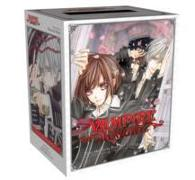 Cover-Bild zu Matsuri Hino: VAMPIRE KNIGHT GN BOX SET 2 VOL 11-19