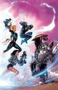Cover-Bild zu Marvel Comics (Ausw.): Contest of Champions Vol. 2: Final Fight