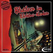Cover-Bild zu Meteor Horror, Folge 8: Blutleer im Elektro-Kerker (Audio Download) von Gutzeit, Sascha