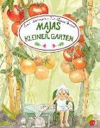 Cover-Bild zu Majas kleiner Garten von Anderson, Lena