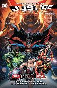Cover-Bild zu Johns, Geoff: Justice League Vol. 8: Darkseid War Part 2