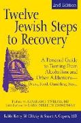 Cover-Bild zu Copans, Dr. Stuart A.: Twelve Jewish Steps to Recovery (2nd Edition)