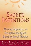 Cover-Bild zu Forman-Jacobi, Rabbi Lori: Sacred Intentions