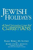 Cover-Bild zu Olitzky, Rabbi Kerry M.: Jewish Holidays (eBook)