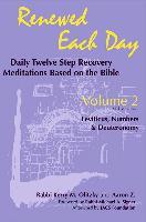 Cover-Bild zu Olitzky, Rabbi Kerry M.: Renewed Each Day-Leviticus, Numbers & Deuteronomy (eBook)