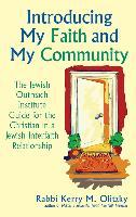 Cover-Bild zu Olitzky, Rabbi Kerry M.: Introducing My Faith and My Community (eBook)