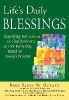 Cover-Bild zu Olitzky, Rabbi Kerry M.: Life's Daily Blessings (eBook)