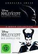 Cover-Bild zu Stromberg, Robert (Reg.): Maleficent - Mächte der Finsternis (2 Movie Coll.)