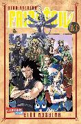 Cover-Bild zu Mashima, Hiro: Fairy Tail, Band 13