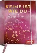 Cover-Bild zu Groh Verlag: Keine ist wie du und das ist deine Stärke