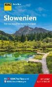Cover-Bild zu Wengert, Veronika: ADAC Reiseführer Slowenien (eBook)