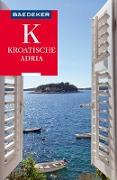 Cover-Bild zu Wengert, Veronika: Baedeker Reiseführer Kroatische Adria (eBook)