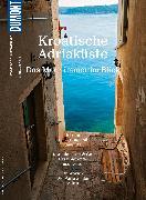 Cover-Bild zu Wengert, Veronika: DuMont BILDATLAS Kroatische Adriaküste (eBook)