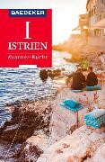Cover-Bild zu Wengert, Veronika: Baedeker Reiseführer Istrien, Kvarner-Bucht (eBook)
