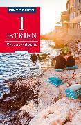 Cover-Bild zu Wengert, Veronika: Baedeker Reiseführer Istrien (eBook)