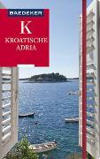 Cover-Bild zu Wengert, Veronika: Baedeker Reiseführer Kroatische Adria