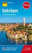 Cover-Bild zu Wengert, Veronika: ADAC Reiseführer Istrien und Kvarner-Bucht