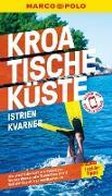 Cover-Bild zu Schetar, Daniela: MARCO POLO Reiseführer Kroatische Küste Istrien, Kvarner (eBook)