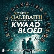 Cover-Bild zu Galbraith, Robert: Kwaad bloed (Audio Download)