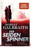 Cover-Bild zu Galbraith, Robert: Der Seidenspinner