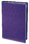 Cover-Bild zu Quo Vadis (Hrsg.): Taschenkalender 2021/2022 Texthebdo Club violett