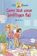 Cover-Bild zu Boehme, Julia: Conni löst einen kniffligen Fall