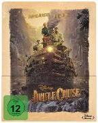 Cover-Bild zu Jaume, Collet-Serra (Reg.): Jungle Cruise BD Steelbook
